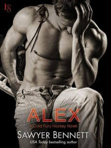Review: Alex by Sawyer Bennett