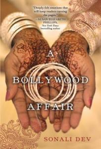Review: A Bollywood Affair by Sonali Dev