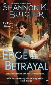 Review: Edge of Betrayal by Shannon K. Butcher