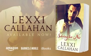 Release Day Giveaway: Solving for Nic by Lexxie Callahan