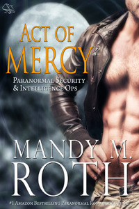 Review: Act of Mercy by Mandy M. Roth