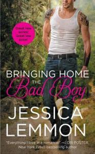 Review: Bringing Home the Bad Boy by Jessica Lemmon