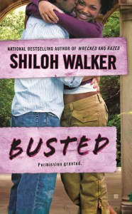 ARC Giveaway: Busted by Shiloh Walker