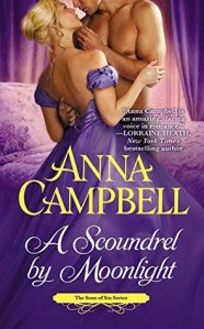 Review: A Scoundrel by Moonlight by Anna Campbell