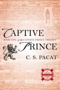 Feature: Captive Prince Book One by C. S. Pacat