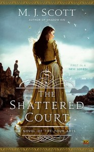 Release Day Giveaway: The Shattered Court by M.J. Scott
