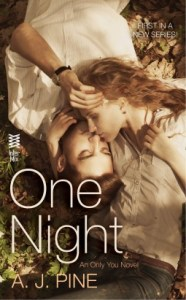 Review: One Night by A.J. Pine