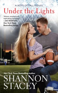 Review: Under the Lights by Shannon Stacey