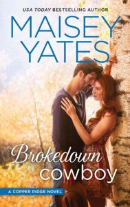 Review: Brokedown Cowboy by Maisey Yates