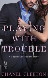 Review: Playing With Trouble by Chanel Cleeton