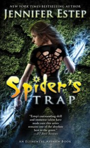Review: Spider's Trap by Jennifer Estep