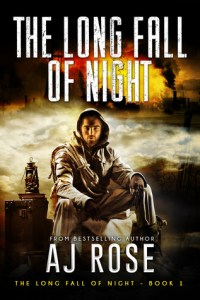 Review: The Long Fall of Night by AJ Rose