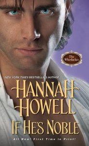 Review: If He's Noble by Hannah Howell
