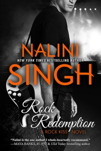 Exclusive Excerpt: Rock Redemption by Nalini Singh