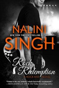 Exclusive Excerpt: Rock Redemption by Nalini Singh