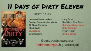 Guest Post: 11 Days of Dirty Eleven