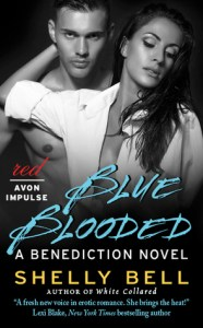 Feature: Blue Blooded by Shelly Bell