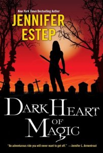 Review: Dark Heart of Magic by Jennifer Estep