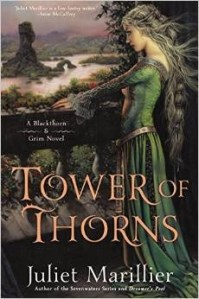 Review: Tower of Thorns by Juliet Marillier
