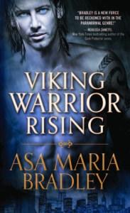 Review: Viking Warrior Rising (Viking Warriors #1) by Asa Maria Bradley