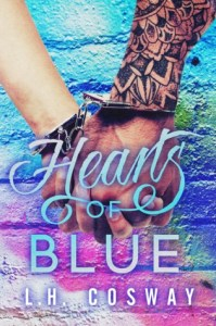 Review: Hearts of Blue by L.H. Cosway