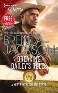 Guest Author Brenda Jackson and Giveaway!