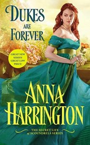 Review: Dukes are Forever by Anna Harrington