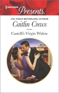 Review: Castelli's Virgin Widow by Caitlin Crews