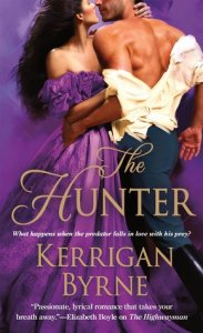 Review: The Hunter by Kerrigan Byrne