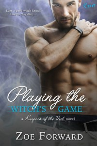 Review:  Playing the Witch's Game by Zoe Forward