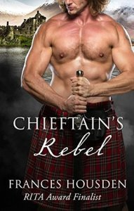 Review: Chieftain's Rebel by Frances Housden