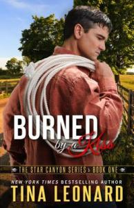 Review: Burned by a Kiss by Tina Leonard