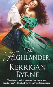 Review: The Highlander by Kerrigan Byrne
