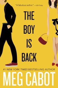 Review: The Boy is Back by Meg Cabot