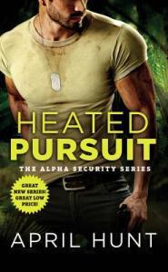 Review: Heated Pursuit by April Hunt