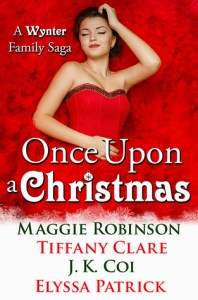 Review: Once Upon a Christmas Anthology