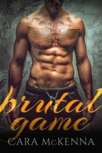 Joint Review: Brutal Game by Cara McKenna