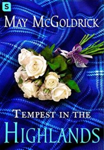 Review: Tempest in the Highlands by May Goldrick