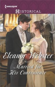 Review: Married for His Convenience by Eleanor Webster