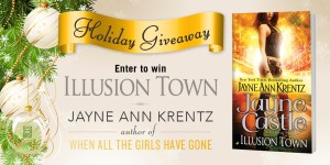 Guest Author Jayne Krentz: Twelve Days of Bookmas *Giveaway*