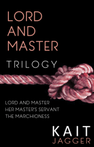 Review: Lord and Master Trilogy by Kait Jagger