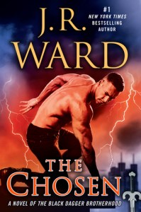 Joint Review: The Chosen by J.R. Ward (Spoilers)
