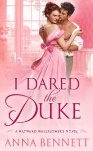 Review: I Dared the Duke by Anna Bennett