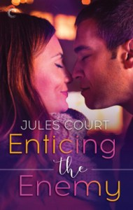 Review: Enticing the Enemy by Jules Court