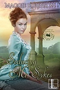 Review: Seducing Mr. Sykes by Maggie Robinson