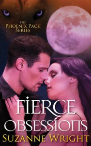 Review: Fierce Obsession by Suzanne Wright