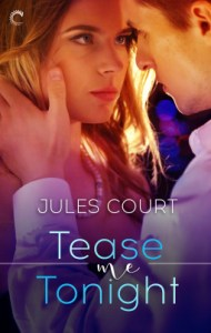 Review: Tease Me Tonight by Jules Court