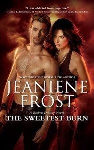 Review: The Sweetest Burn by Jeaniene Frost