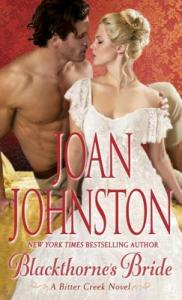 Review: Blackthorne's Bride by Joan Johnson