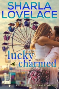 Review: Lucky Charmed by Sharla Lovelace